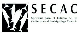 Logo Sociedad para el Estudio de los Cetáceos en el Archipiélago Canario