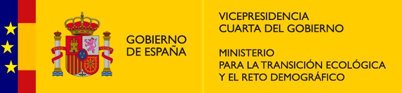 Logo Ministerio para la Transición Ecológica