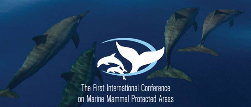 I Conferencia Internacional de Áreas Protegidas para mamíferos marinos, Hawaii, abril 2009 / First International Conference on Marine Mammal Protected Areas, Hawaii, April 2009