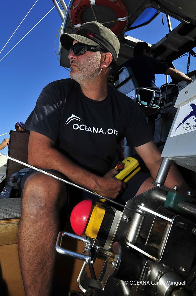 Seco de los Olivos Julio 2011 © OCEANA