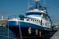 Profesor Ignacio Lozano Oceanographic ship ©IEO