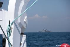 La Armada por la popa © IEO