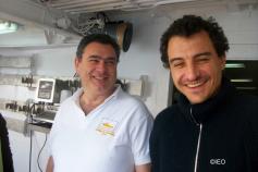 El Capitán Manuel Riob y Melo González ©IEO