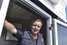 Guillermo Rodal el 2º Oficial del BO Cornide de Saavedra ©IEO
