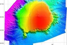 A2.9 INDEMARES Digital Zone Terrain Model: Banco de la Concepción