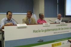 Ponentes del proyecto INDEMARES / Speakers of the project INDEMARES ©Fundación Biodiversidad