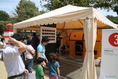 El submarino INDEMARES en la Fiesta de la Ciencia ©ICM/CSIC