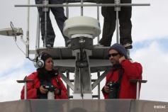 Seguimiento acústico de cachalotes ©SECAC