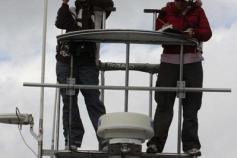 Seguimiento acústico de cachalotes (c) SECAC