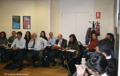 Comité científico 21 abril 2009