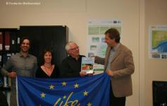 Presentación informe: Caracterización Física y Ecológica del Área Marina del Cap de Creus Febrero 2011 © ICM/CSIC