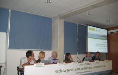 Curso: Hacia la gobernanza de las áreas costero marinas Mallorca Julio 2009