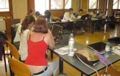 Taller: Formación y capacitación de investigadores argelinos, españoles y marroquíes en técnicas analíticas de datos de censos de cetáceos. Mayo 2009 © ALNITAK